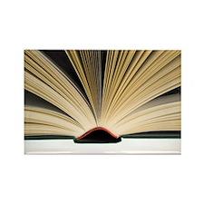 Open book - Rectangle Magnet (100 pk)