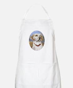 Smitty T's English setter t-s BBQ Apron