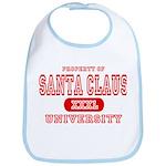 Santa Claus University Bib