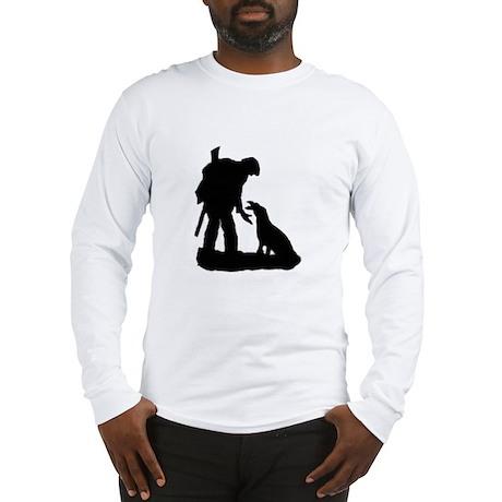 Smitty T's Upland bird hunti Long Sleeve T-Shirt