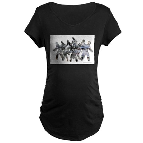 Road Runners Maternity T-Shirt