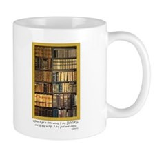 Erasmus Quote Mug