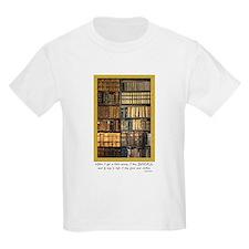 Erasmus Quote Kids T-Shirt