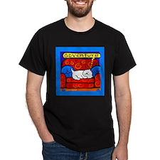 Westie Dreams of Adventure T-Shirt