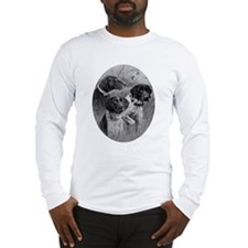 smittyts.com german shorthair Long Sleeve T-Shirt