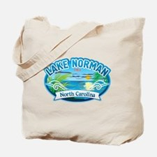 Lake Norman Waterview Tote Bag