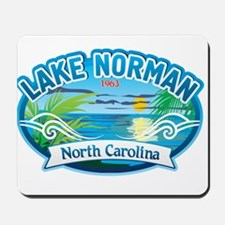Lake Norman Waterview Mousepad