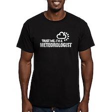 Trust Me I'm a Meteorologist T
