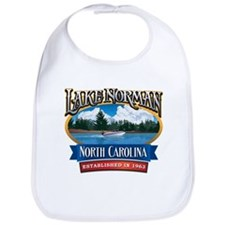 Lake Norman Waterfront Logo Bib
