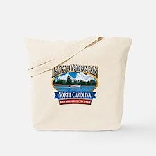Lake Norman Waterfront Logo Tote Bag