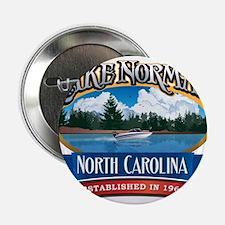 """Lake Norman Waterfront Logo 2.25"""" Button"""
