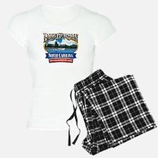Lake Norman Waterfront Logo Pajamas