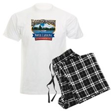 Lake Norman Waterfront Logo Pajamas