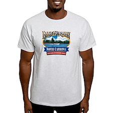 Lake Norman Waterfront Logo T-Shirt