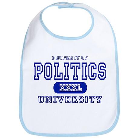 Politics University Bib