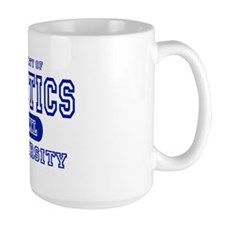 Politics University Mug