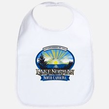 Lake Norman Sun Rays Logo Bib