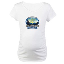Lake Norman Sun Rays Logo Shirt