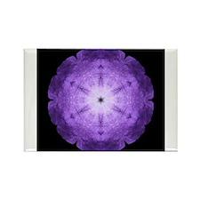 Unique Artwork buddhist Rectangle Magnet