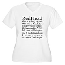 For redheads T-Shirt