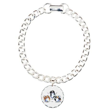 Parti Pomeranians Bracelet