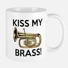 Kiss My Brass Tuba Mug