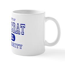 Democrat University Mug
