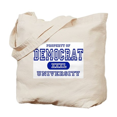Democrat University Tote Bag