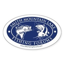 SML Fishing Forums URL Decal