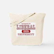 Liberal University Tote Bag