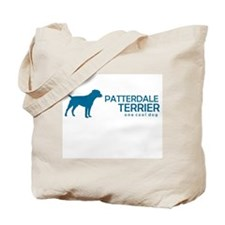 "Patterdale Terrier ""One Cool  Tote Bag"