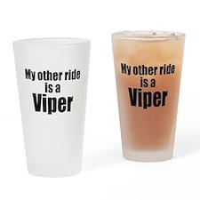 BSG - Viper Drinking Glass