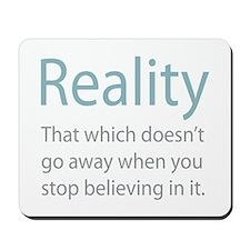 Reality Mousepad