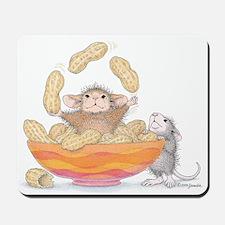 Nutty Juggler Mousepad