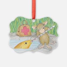Somethin Fishy Ornament