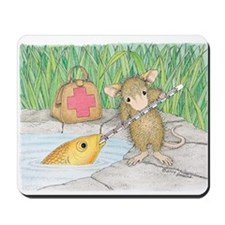 Somethin Fishy Mousepad