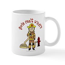 firefighter-blonde Mugs