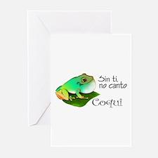 Cute Borinquen Greeting Cards (Pk of 10)