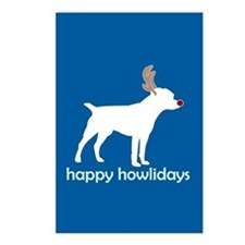 "Patterdale Terrier ""Happy How Postcards (Package o"