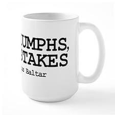 BSG - Gaius Mug