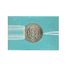 IVF costs - Rectangle Magnet (100 pk)