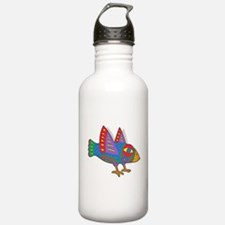 air-sparrow Water Bottle