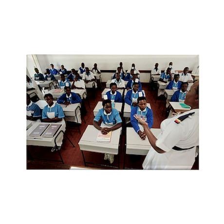 Nurse training - Rectangle Magnet (100 pk)