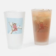 Mice Warm Blanket Drinking Glass
