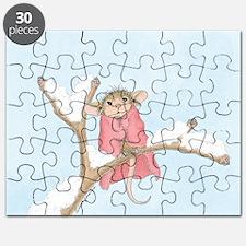 Mice Warm Blanket Puzzle