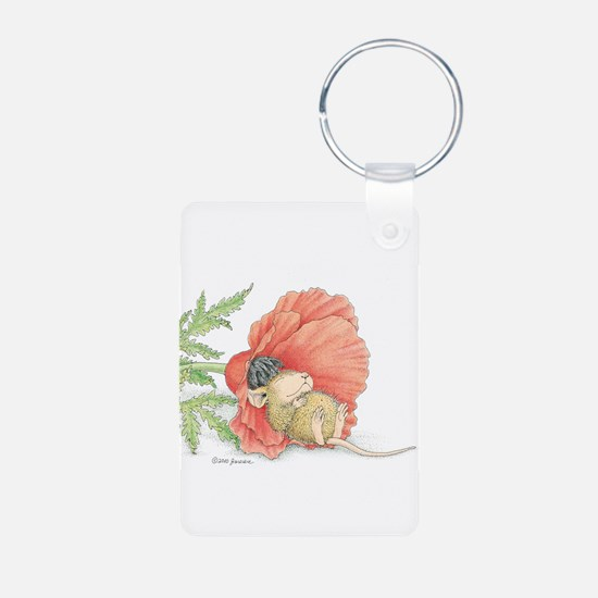 Poppy Cot Keychains