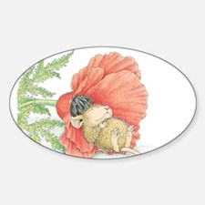 Poppy Cot Decal