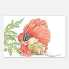 Poppy Cot Postcards (Package of 8)