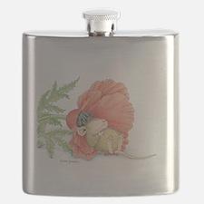 Poppy Cot Flask