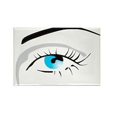 Human eye - Rectangle Magnet (100 pk)